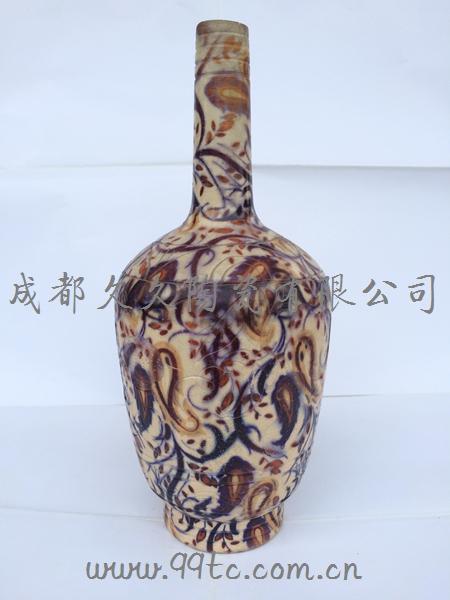 碎花瓶500ml